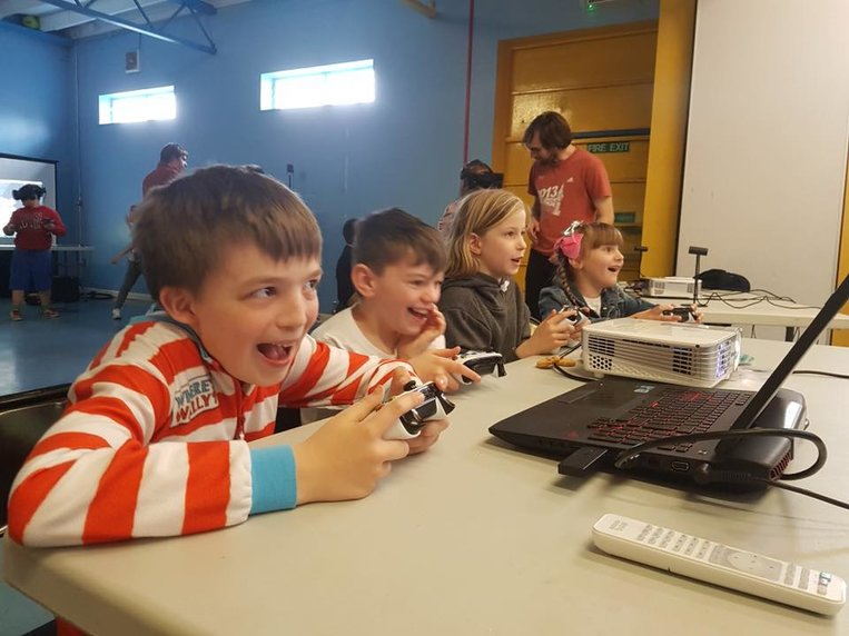 Get excited about Everyone Can Game Session